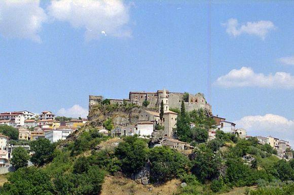 Episcopia Pollino National Park Basilicata Italy Traveller Guide