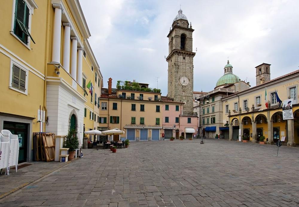 Pontremoli Massa Carrara And Lunigiana Tuscany Italy